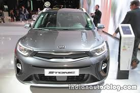 hyundai motor group u0027s design chief hints kia stonic for india