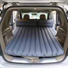 dream square boat car with inflatable bed of dongfeng nissan