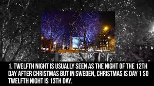 twelfth night 2018 when is 12th night world news express co uk