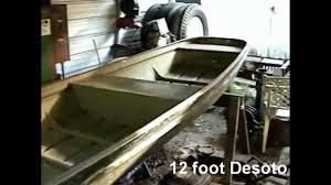 jon boat project part 1 youtube