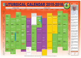 Liturgical Desk Calendar Catholic Liturgical Calendar Free Calendar 2017