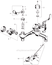 american standard 8355 101 002 parts list and diagram