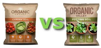 garick blog which product to use garden soil vs potting soil