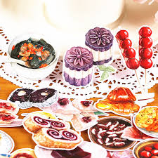 scrapbooking cuisine aliexpress com buy 20pcs food dessert scrapbooking