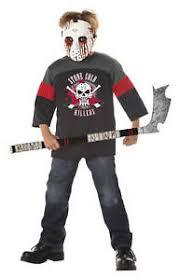 jason voorhees costume friday the 13th jason voorhees blood sport child costume ebay