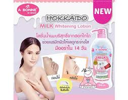 Gluta Yogurt Lotion a bonne hokkaido milk whitening lotion thailand best selling