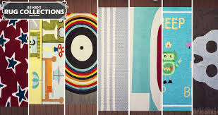 Kid Rug Kid S Rug Collection No 1 No 2 Onyx Sims