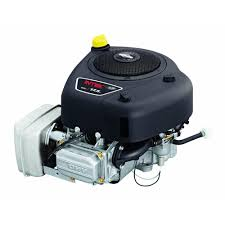 briggs u0026 stratton 17 5 hp ohv vertical 9 amp and es gas engine