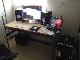 Studio Work Desk by Yamaha Hs50m Steven Eudaly