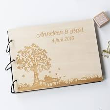 engraved wedding album aliexpress buy personalized engraved tree wedding photo