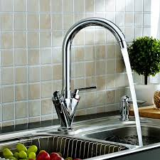 upgraded version hapilife contemporary kitchen sink chrome dual