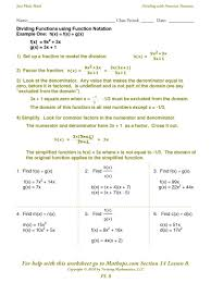 pl 8 dividing with function notation mathops