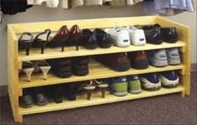 Shoe Cabinet Plans Shoe Rack Plans Building Woodworking Project For Profit Wood