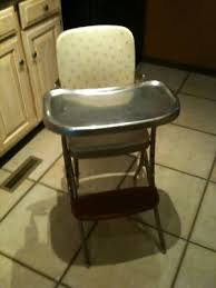 Vintage Cosco High Chair Furniture Antique Price Guide
