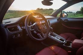 porsche macan 2016 interior review 2017 porsche macan turbo with performance package