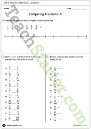 fractions and decimals worksheets year 6 teaching resource