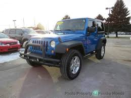 jeep gray blue great 2015 jeep wrangler 4wd 2dr sport 4wd 2dr sport suv automatic