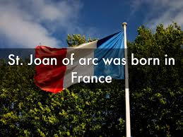 Joan Of Arc Flag St Joan Of Arc By Michelle English