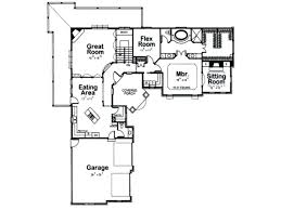 house plans with apartment attached l shaped house plans with attached garage home floor planshouse
