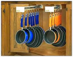 cabinet organizer for pots and pans diy kitchen cabinet storage ideas pot and pan for pots pans