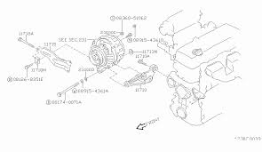 alternator fitting for 1993 nissan 240sx nissan parts deal