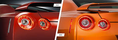 nissan gtr vs tesla nissan gt r facelift old vs new compared carwow
