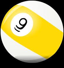 9 ball clip art at clker com vector clip art online royalty