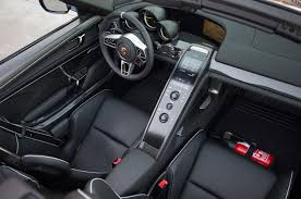 porsche spyder 2017 car picker porsche 918 spyder interior images