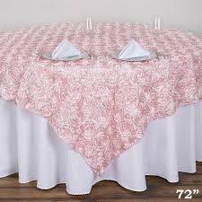 Blush Pink Table Runner Tablecloths Chair Covers Table Cloths Linens Runners Tablecloth