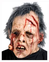 blind date zombie mask for halloween horror shop com