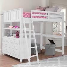 benefits of girls loft bed with desk modern loft beds
