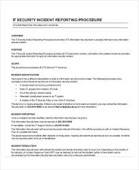 incident report template qld 31 incident report exles