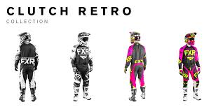 design your own motocross gear dirt bike magazine 2018 fxr mx collection