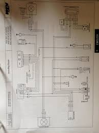 ktm 200 exc wiring diagram wiring diagram and schematic