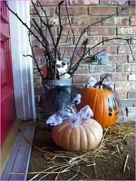 Halloween Outdoor Yard Decorations by Outdoor Halloween Decorations Pinterest Cheap Homemade Outdoor