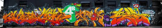 4burners nyc graffiti crew san antonio