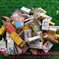 2015 personalized gift ideas condones bulk matchbox bar