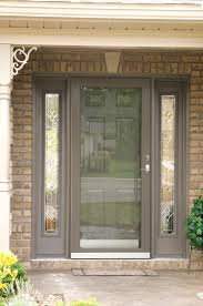 Larson Secure Elegance by This Striking Decorator Storm Door By Provia Is Highlighted By