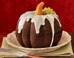 transform an ordinary bundt cake pan into a and country fall