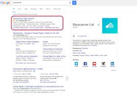 skyscanner dominates the seo travel industry pi datametrics