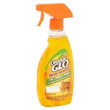 orange glo wood furniture cleaner 16oz walmart com