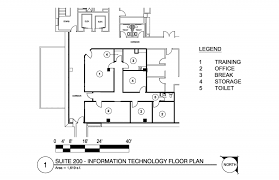 Floor Plan Of Office Building Sparks Medical Office Building J R Romero Architect