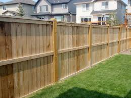 Fencing Ideas For Backyards by How To Build A Wood Fence With Your Own Hands Fencing