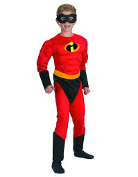 Halloween Costumes Boys Incredible Muscle Child Halloween Costume Walmart