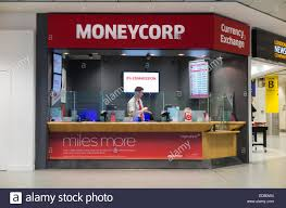 bureau change bureau de change office operated by moneycorp south terminal
