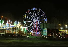 santa land here lighted sign screaming children terrified as ferris wheel part snaps liverpool echo