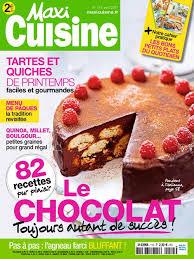 maxi cuisine recette maxi cuisine avril 2017