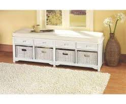 White Bench With Storage White Bench With Storage 1000keyboards