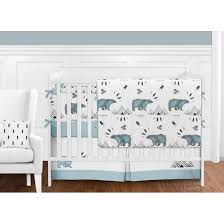 Jojo Crib Bedding Sweet Jojo Mountain 9 Crib Set Modernnursery