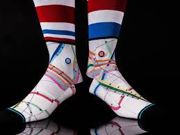 Nba Map Stance Hoops 2015 Nba All Star Map Sock Multi Multi Token38
